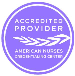 Accredited Provider - American Nurses Credentialing Center