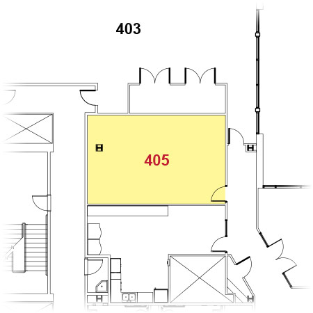 Rogers Facility - 405 Floor Plan