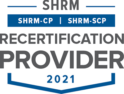 The University of Arkansas Global Campus is recognized by SHRM to offer Professional Development Credits for the SHRM-CP or SHRM-SCP