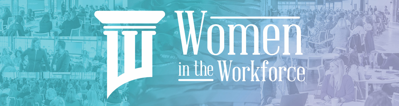 Women in the Workforce logo