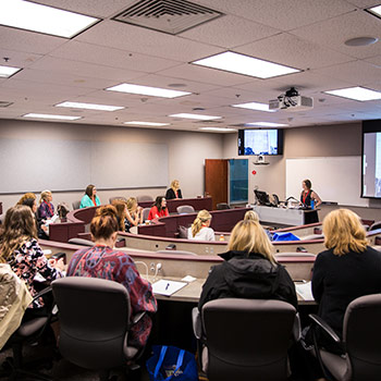 Women in the Workforce Attendees
